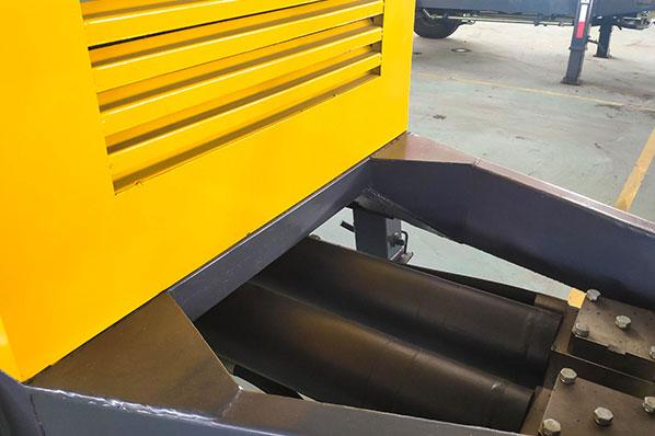 小型(大骨料)混凝土泵
